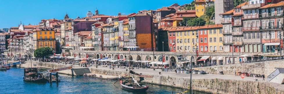 Reiseziel Portugal Porto